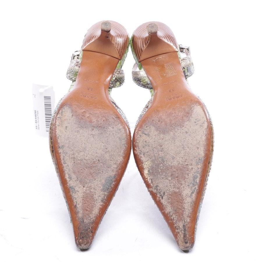 Slingbacks von Prada in Multicolor Gr. EUR 38
