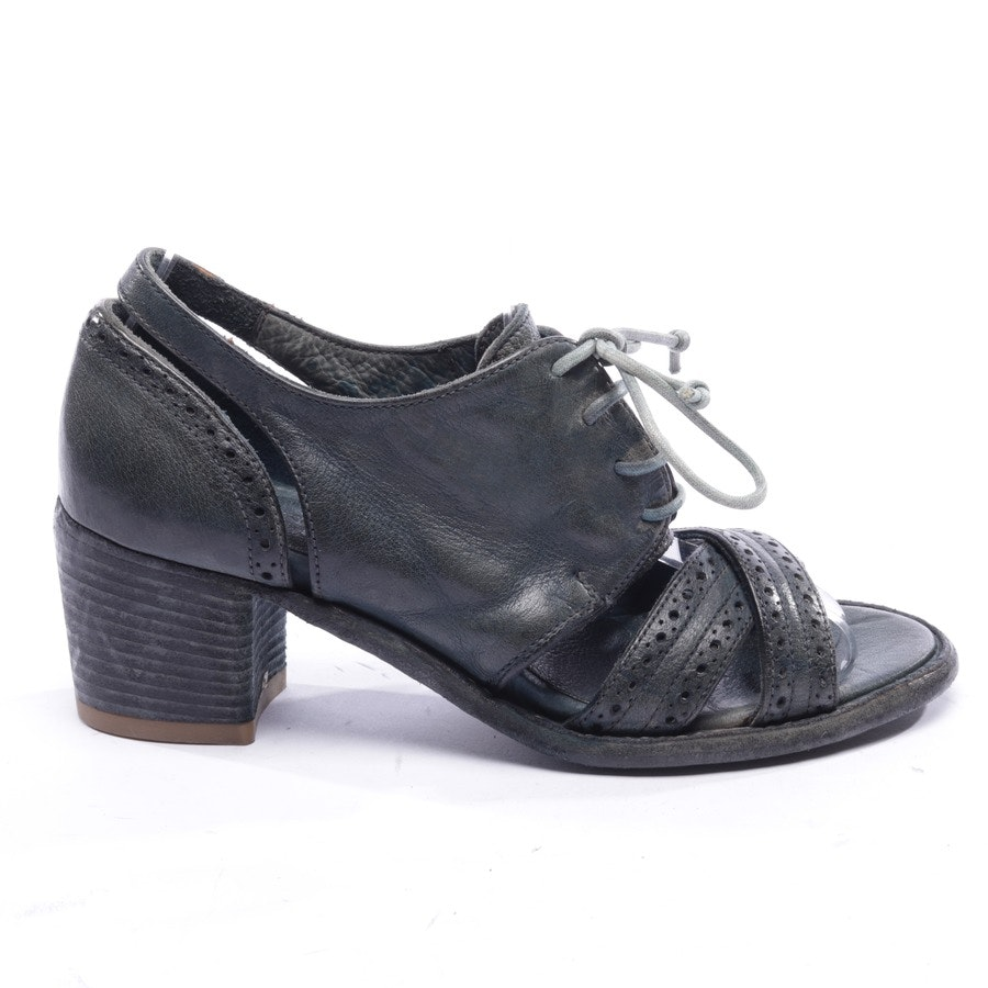 heeled sandals from Officine Creative in petrol size EUR 36 - new