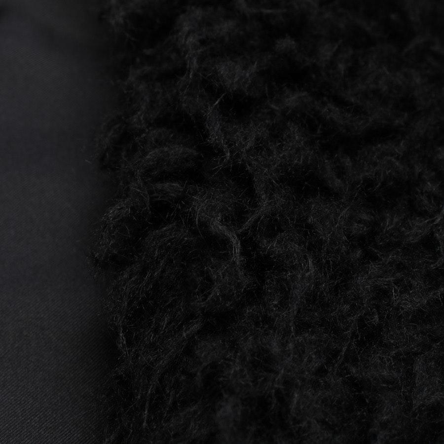 winter coat from Saint Laurent in black size 32 FR 34