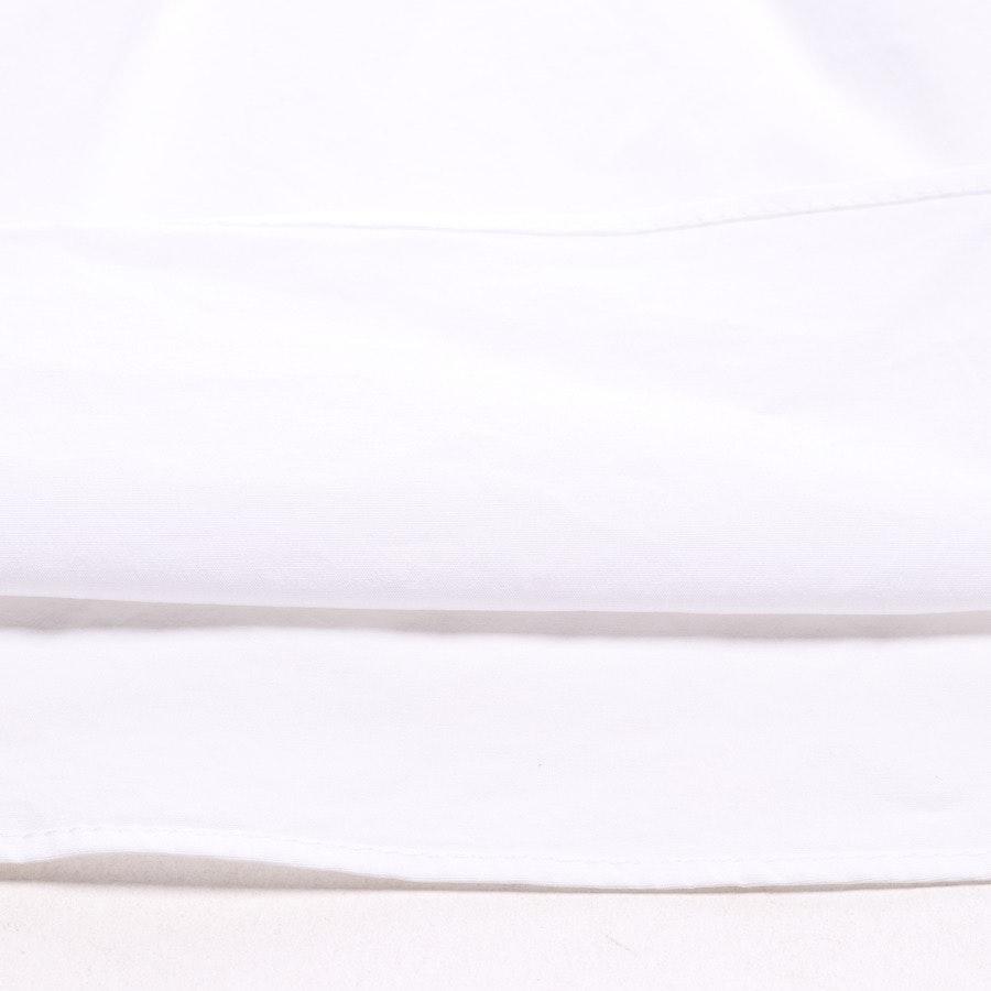 Hemdkleid von Brunello Cucinelli in Weiß Gr. M - Neu