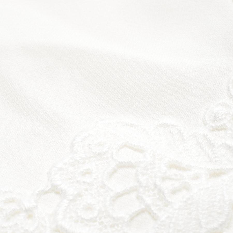 Kleid von Chloé in Cremeweiß Gr. 40 FR 42