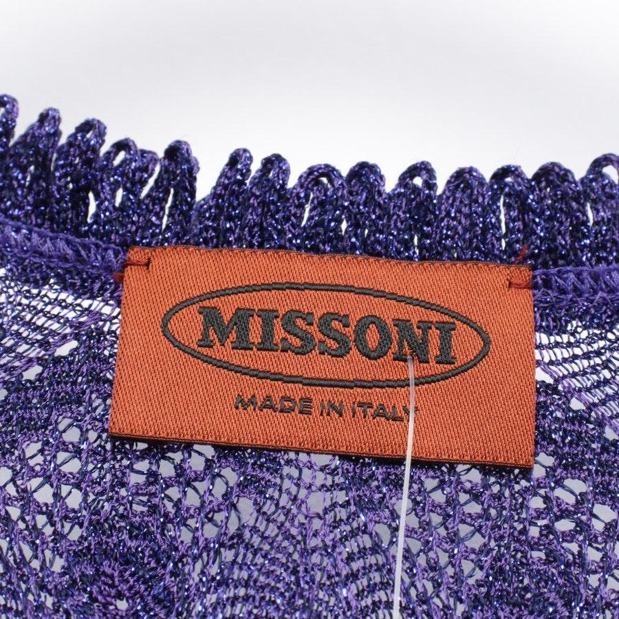 dress from Missoni in blue size 38 IT 44