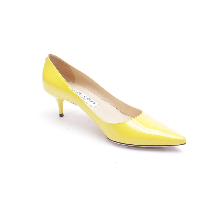 pumps from Jimmy Choo in yellow size EUR 38,5