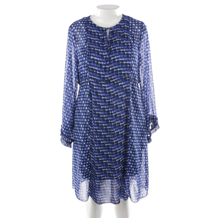 Kleid von Steffen Schraut in Blau Gr. 42 - Neu