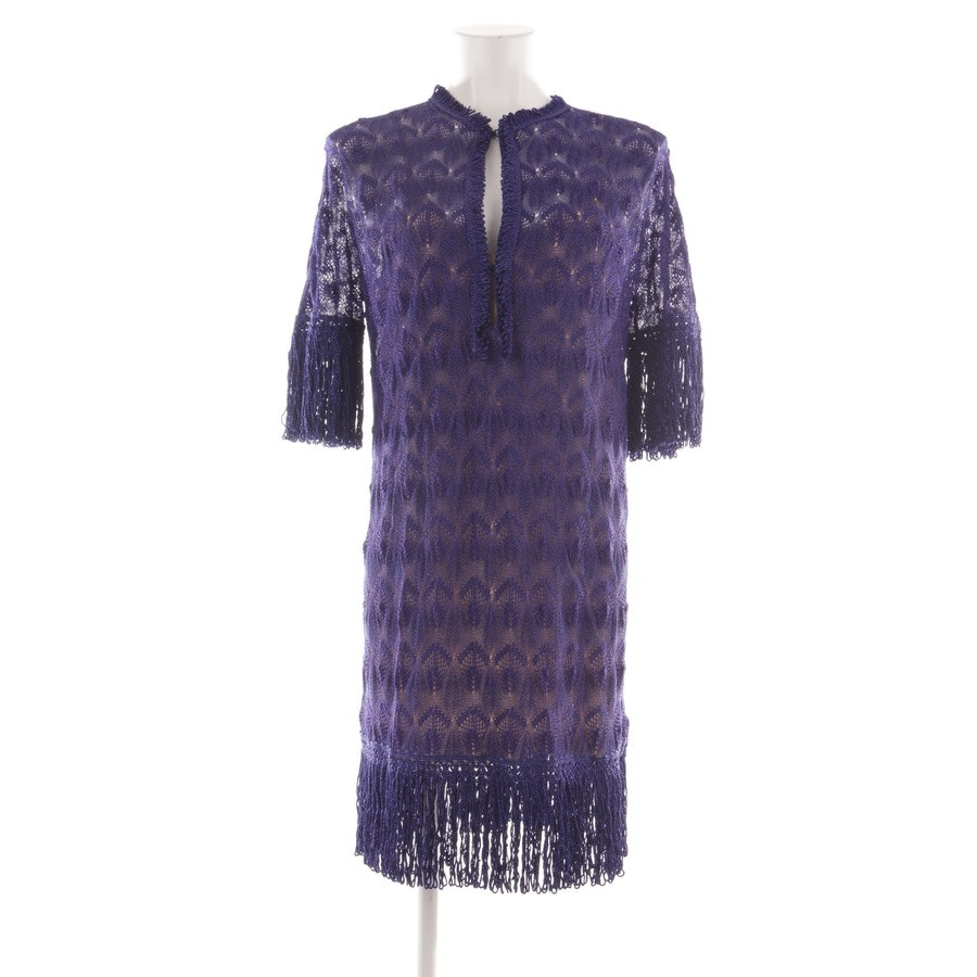 dress from Missoni in violet and beige size 40 IT 46
