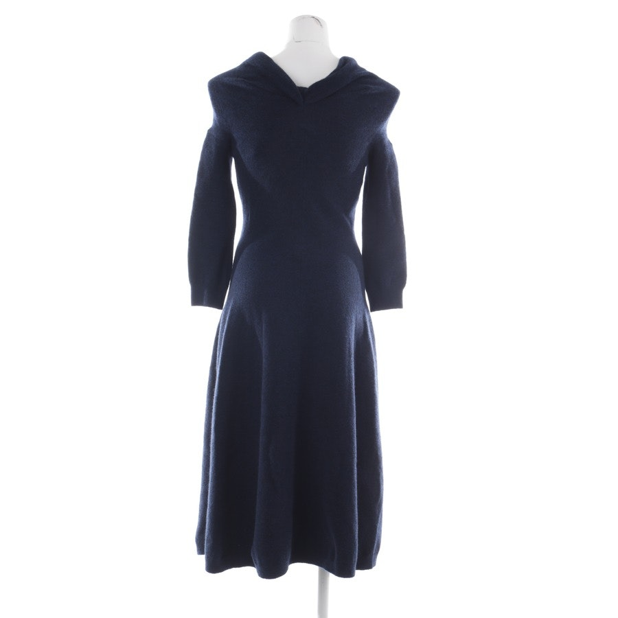 dress from Oscar de la Renta in dark blue and black size S