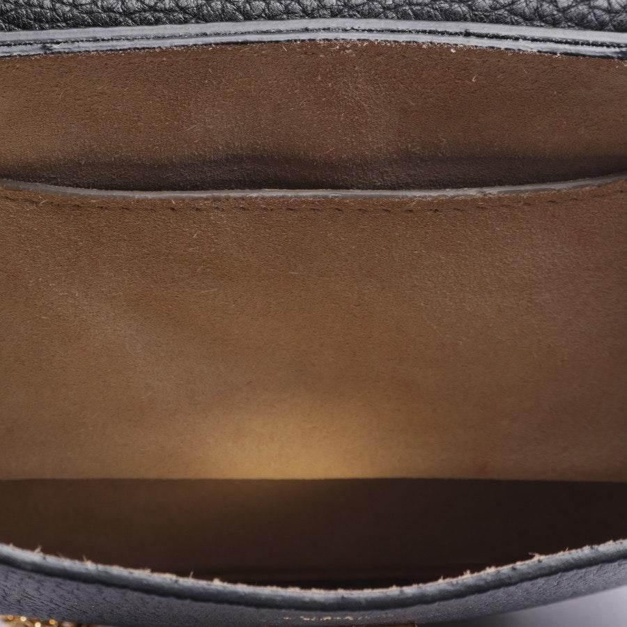 Abendtasche von Chloé in Schwarz - Drew Mini