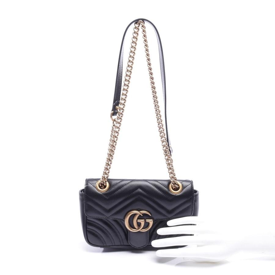 Schultertasche von Gucci in Schwarz - Marmont