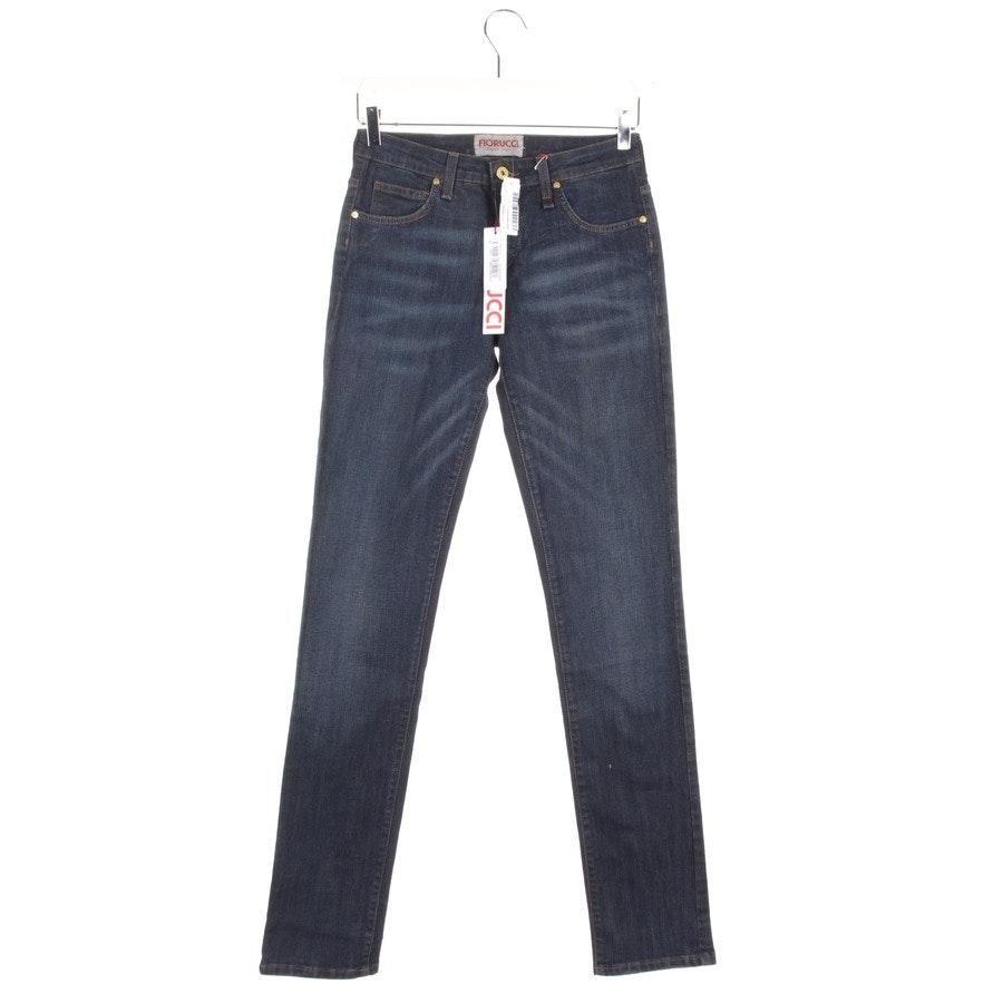 Jeans von Fiorucci in Blau Gr. W26 - Neu !