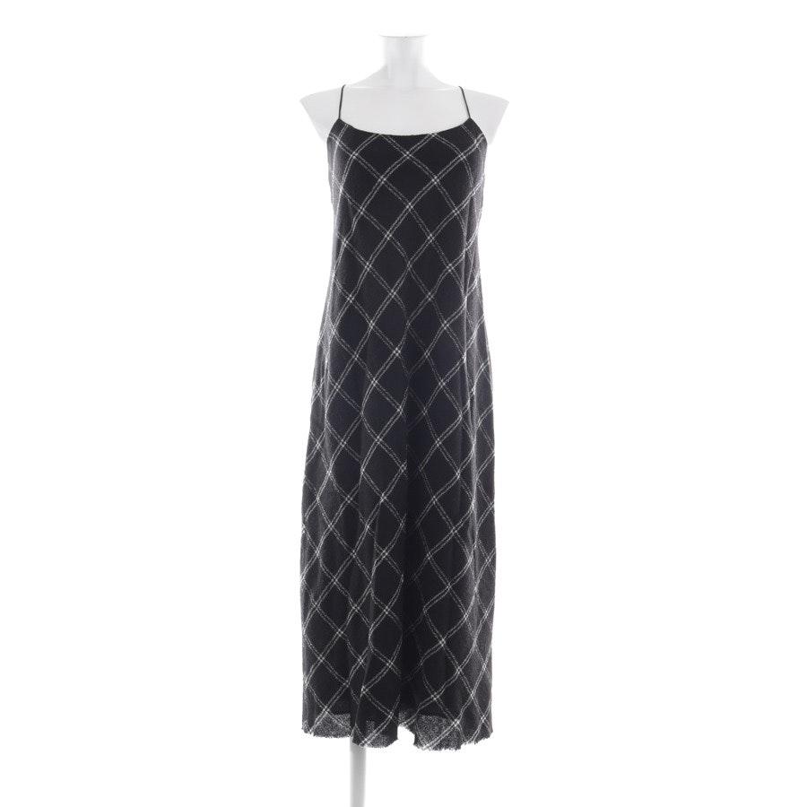Kleid von Tibi in Schwarz und Weiß Gr. 40 US 10