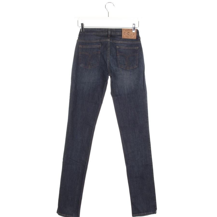 jeans from Fiorucci in dark blue size W26 - new!