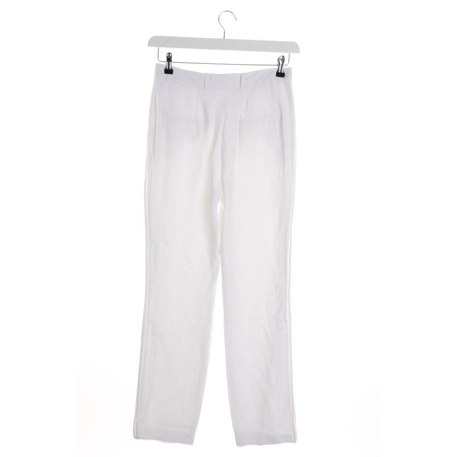 Hose von Givenchy in Weiß Gr. 34 FR 36