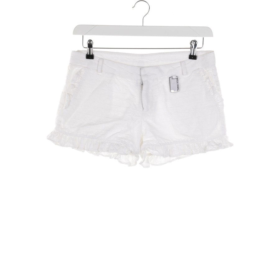 Hot-Pants von Thomas Wylde in Weiß Gr. 36 US 6
