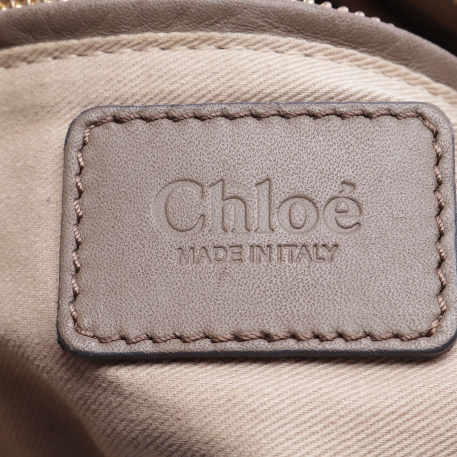 shoulder bag from Chloé in taupe - marcie crossbody