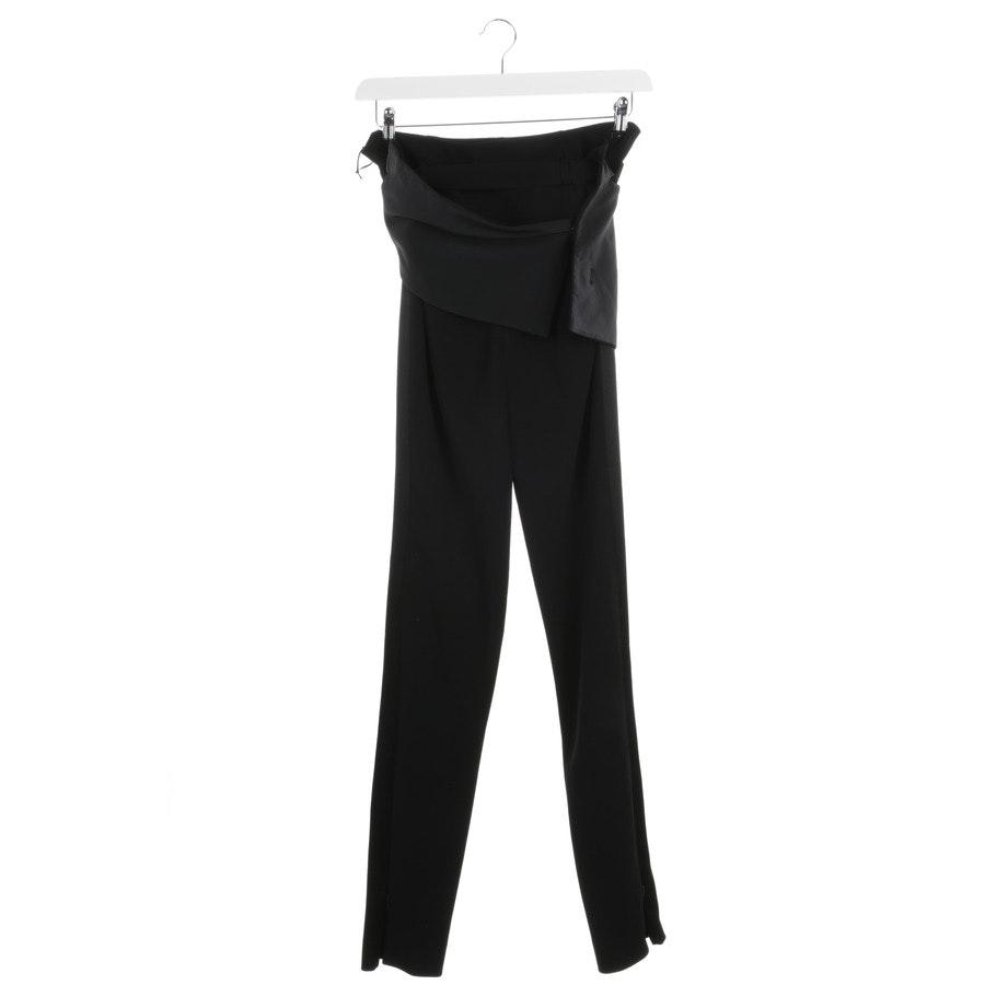 Hose von Balenciaga in Schwarz Gr. 38 FR 40