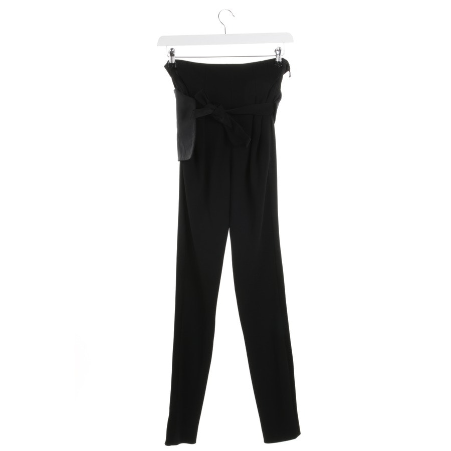 trousers from Balenciaga in black size 38 FR 40