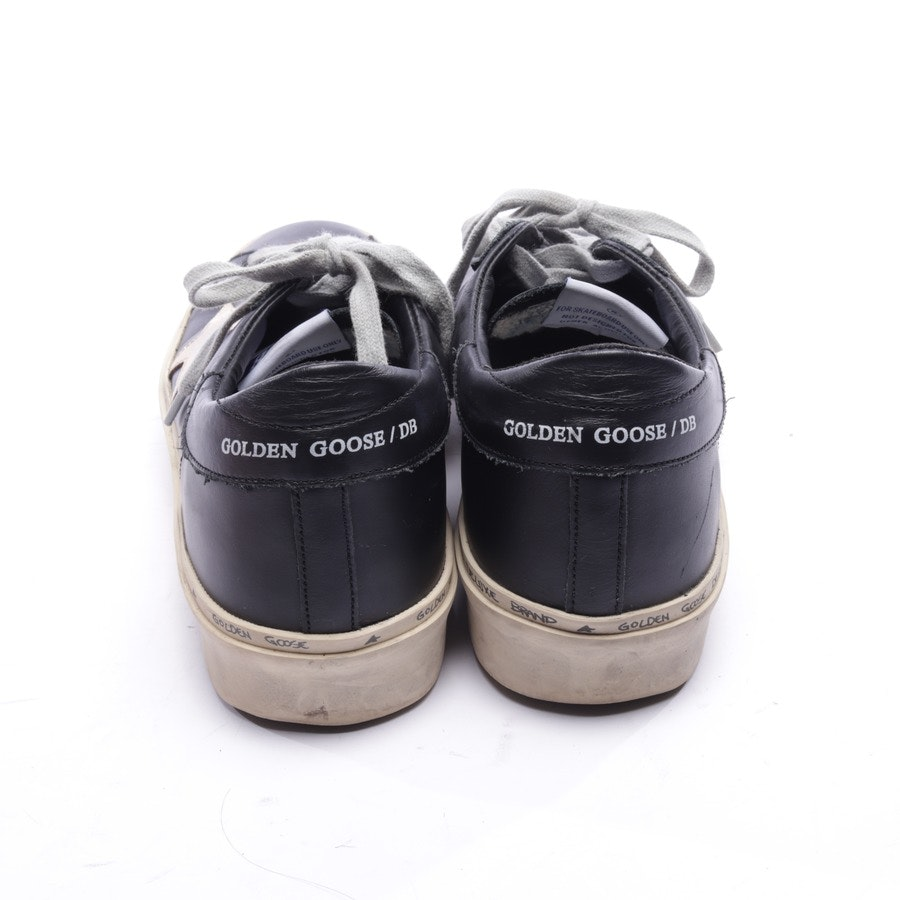Sneaker von Golden Goose in Schwarz und Gold Gr. EUR 38 - Hi Star