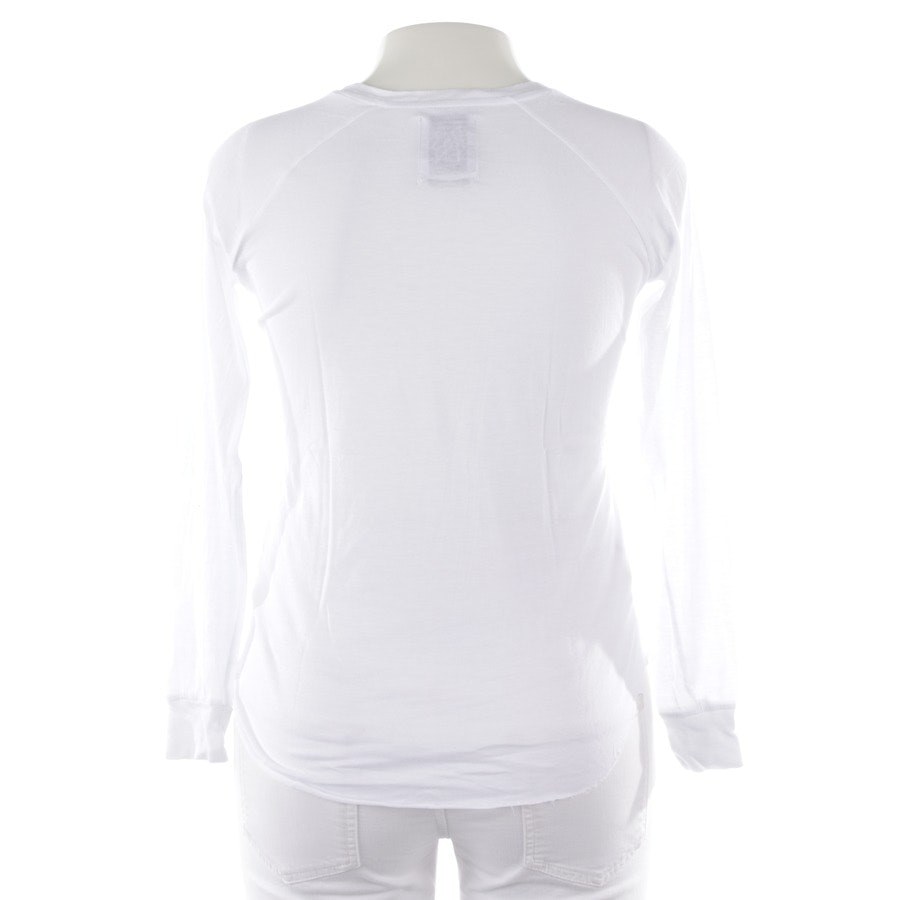 jersey from Zoe Karssen in white and black size S