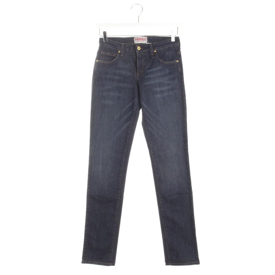 jeans from Fiorucci in dark blue size W27 - new