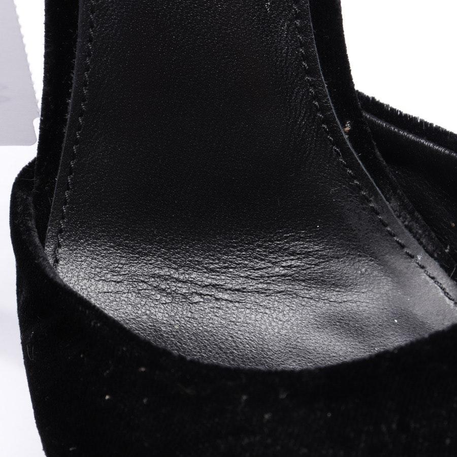 Sandaletten von Rachel Zoe in Schwarz Gr. EUR 39,5 US 9,5