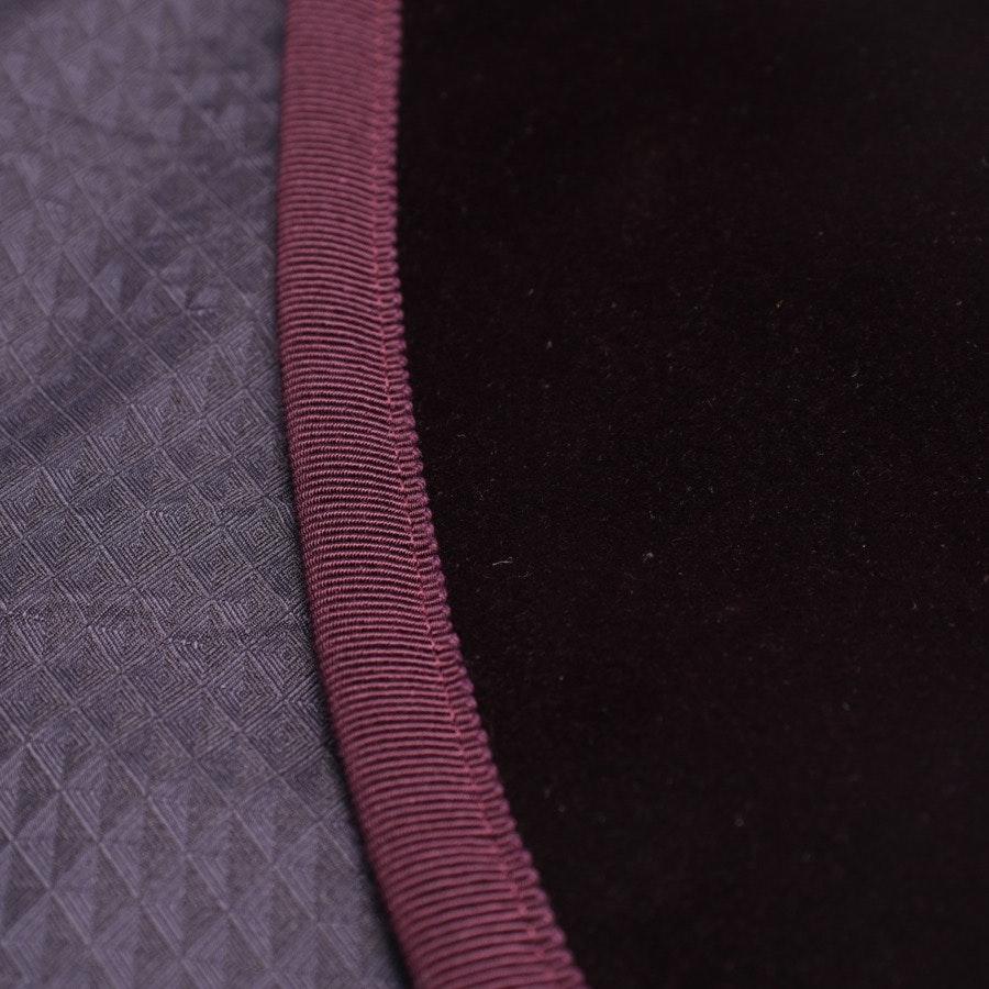 Anzug von Dolce & Gabbana in Aubergine Gr. 50
