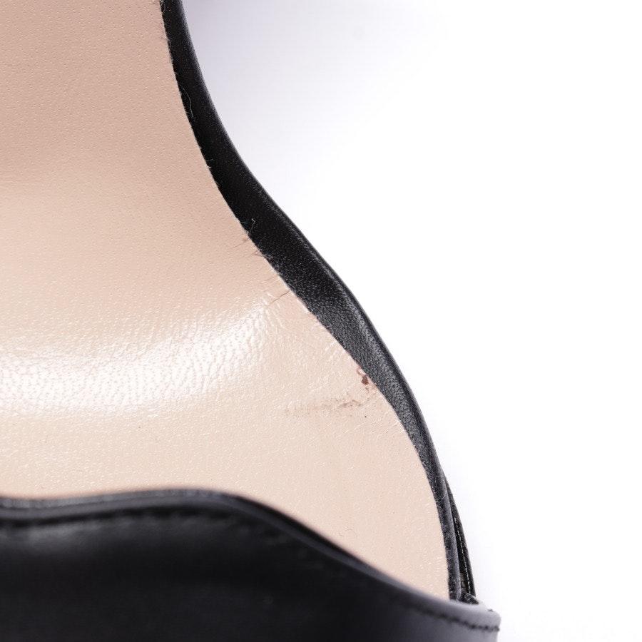 Sandaletten von Gucci in Schwarz Gr. EUR 38,5 - Marmont