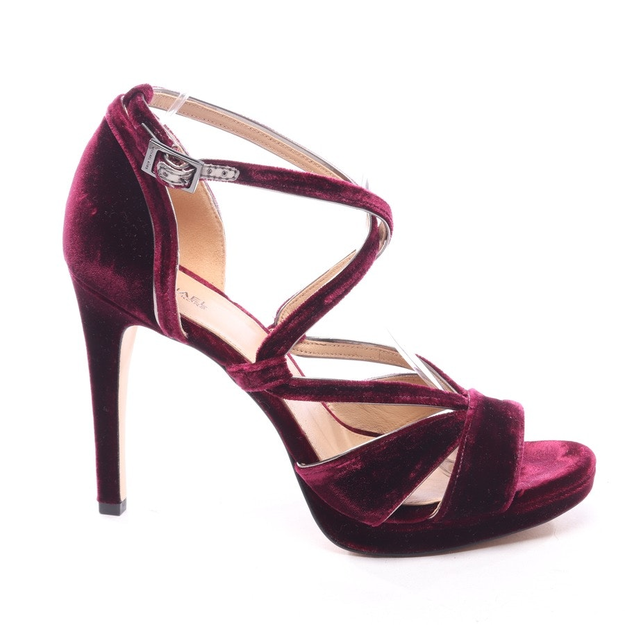 heeled sandals from Michael Kors in purple size EUR 40 US 10 - new