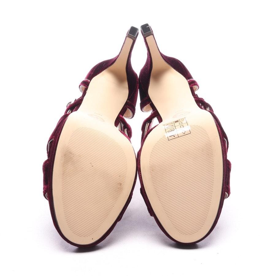Sandaletten von Michael Kors in Lila Gr. EUR 40 US 10 - Neu
