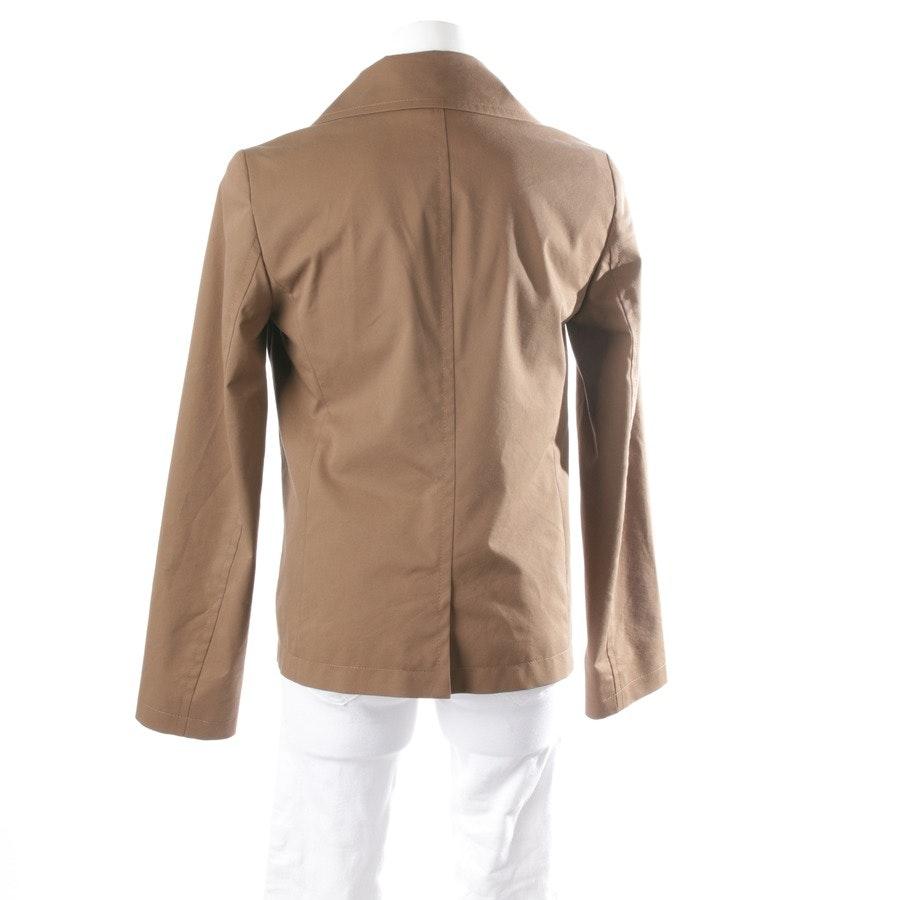 Jacke von Hugo Boss in Beigebraun Gr. 36 - Paira