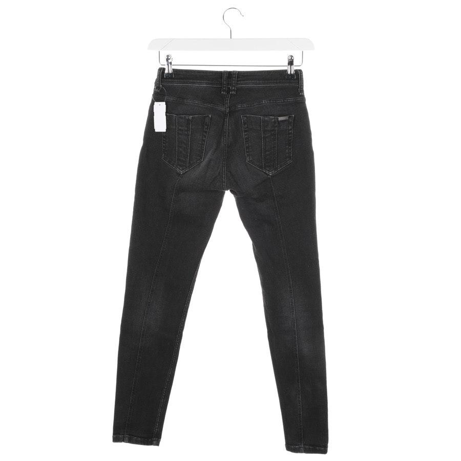 Jeans von Burberry Brit in Dunkelgrau Gr. W29 - Westbourne