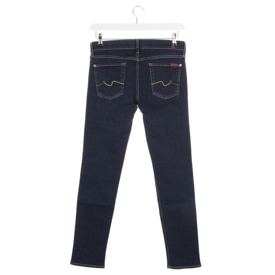 Jeans von 7 for all mankind in Blau Gr. W27 - Roxanne