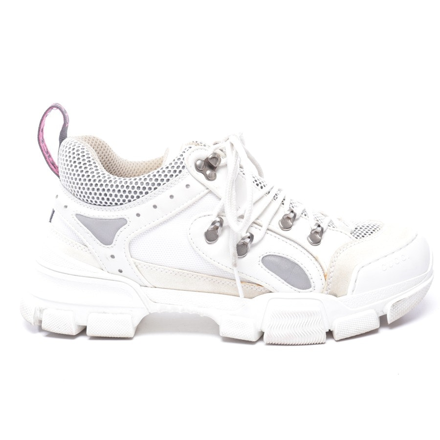 trainers from Gucci in cream size EUR 39,5 UK 7 - flashtrek
