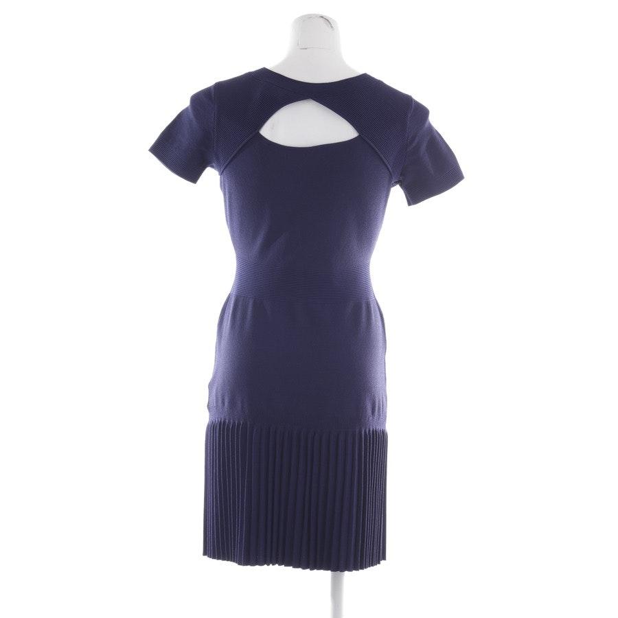 Kleid von Sandro in Marineblau Gr. 36 / 2