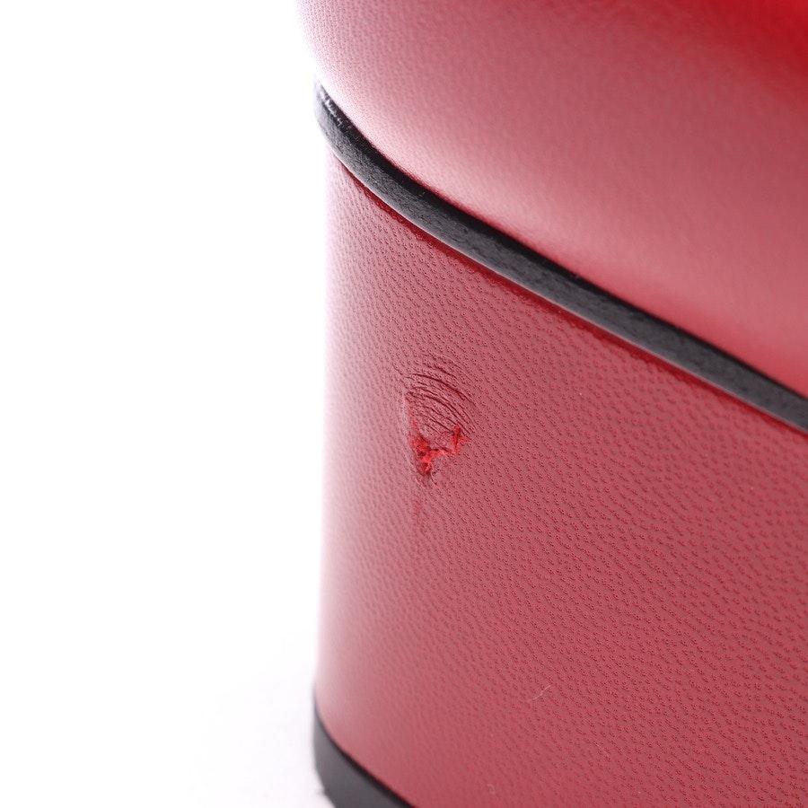 Pumps von Gucci in Rot Gr. EUR 37 - Marmont