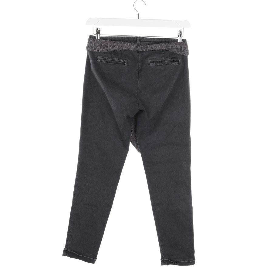 Jeans von Jacob Cohen in Grau Gr. W26