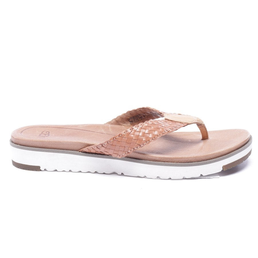 flat sandals from UGG Australia in brown size EUR 38