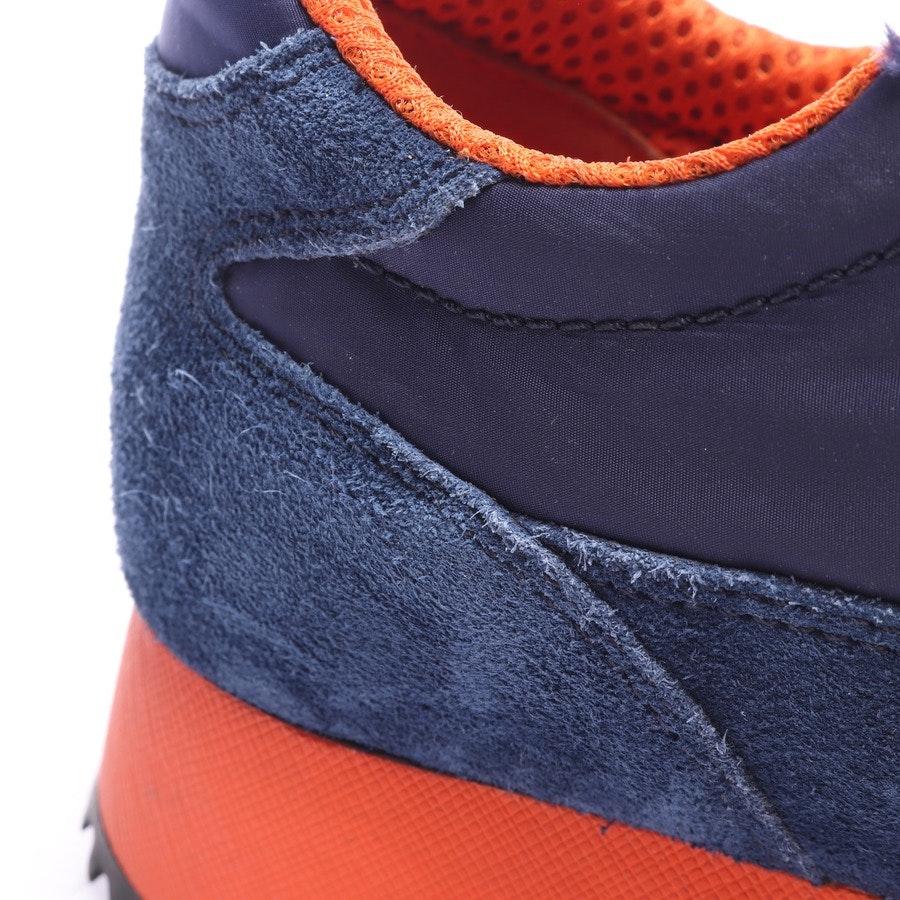 Sneaker von Prada Linea Rossa in Blau Gr. EUR 38