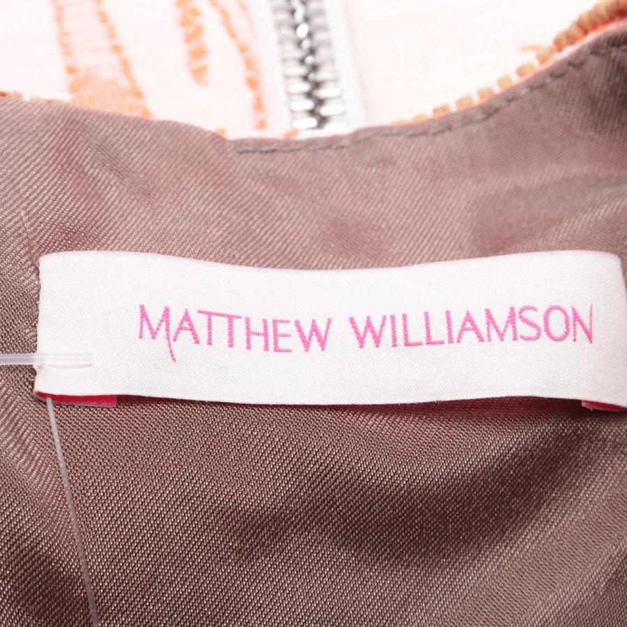 Etuikleid von Matthew Williamson in Multicolor Gr. 32 UK 2