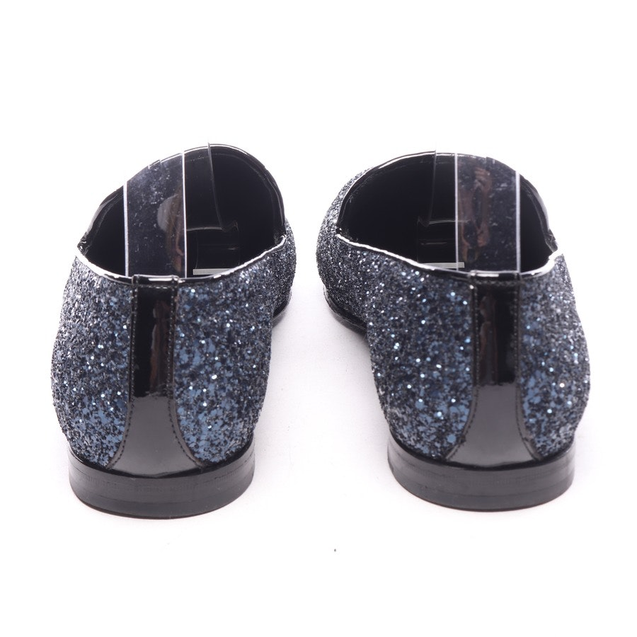 loafers from Jimmy Choo in dark blue size EUR 42,5