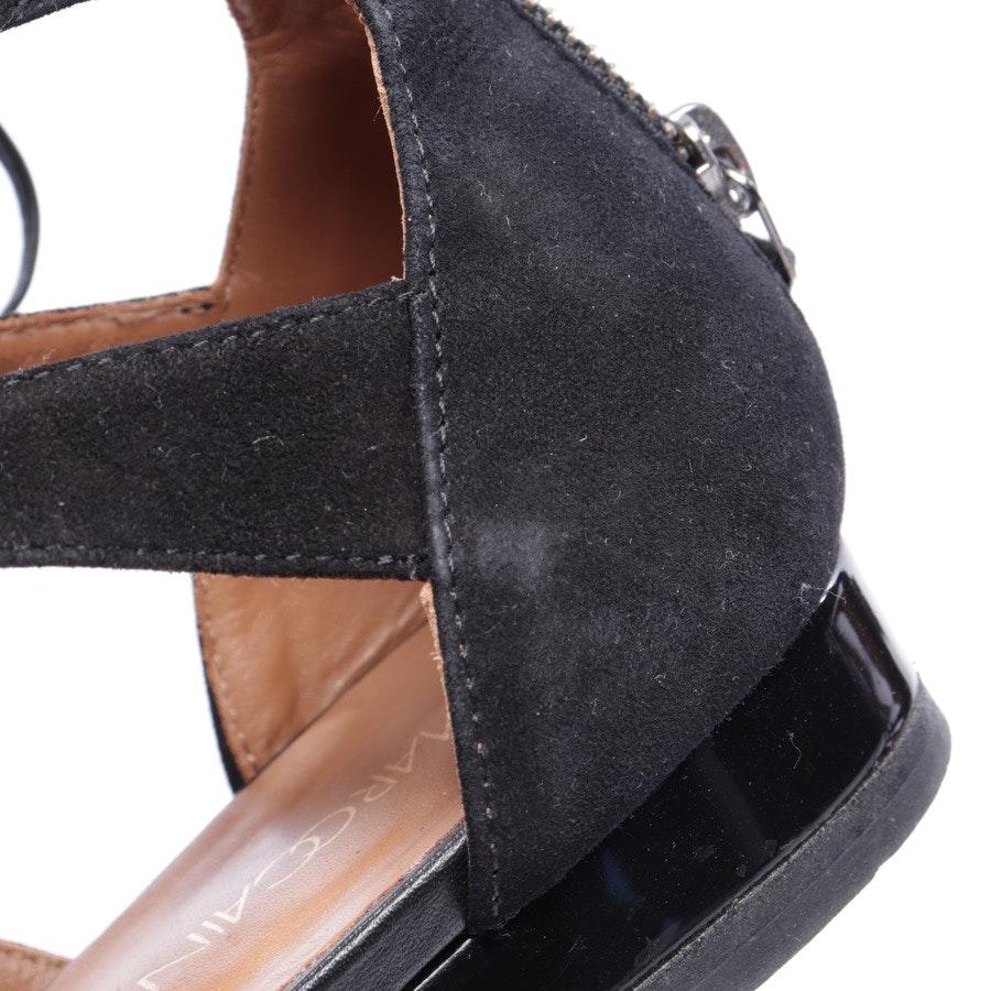 Sandalen von Marc Cain in Schwarz Gr. EUR 38