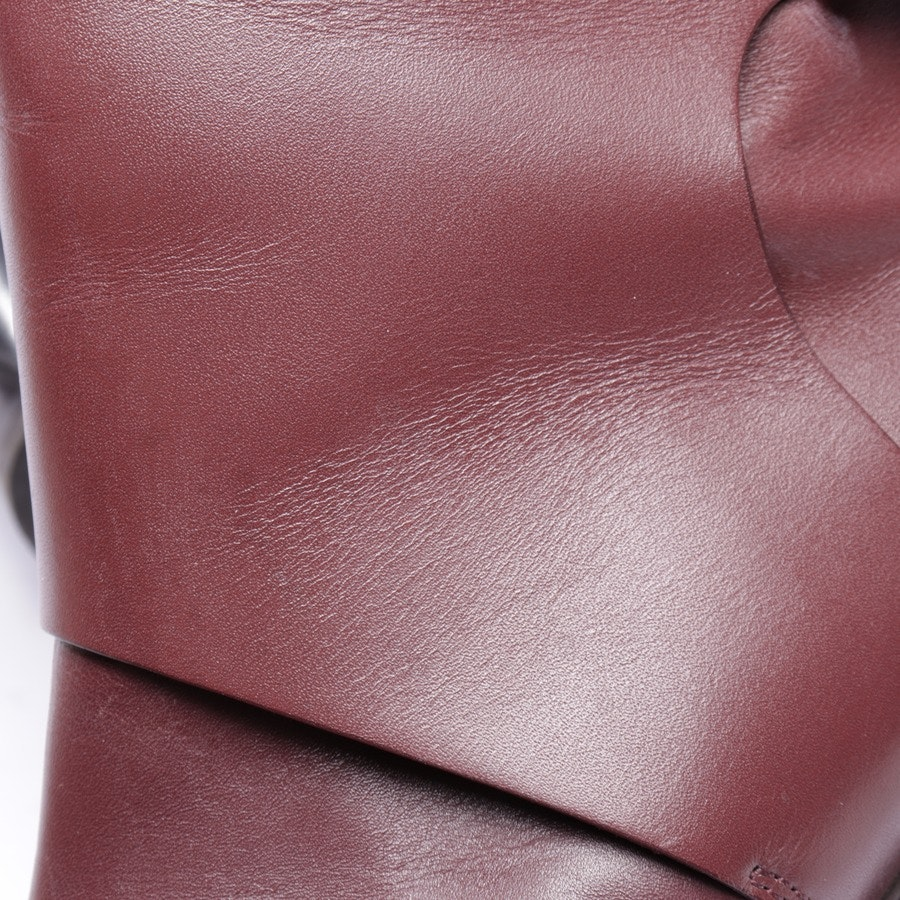 boots from Tod´s in burgundy size EUR 39