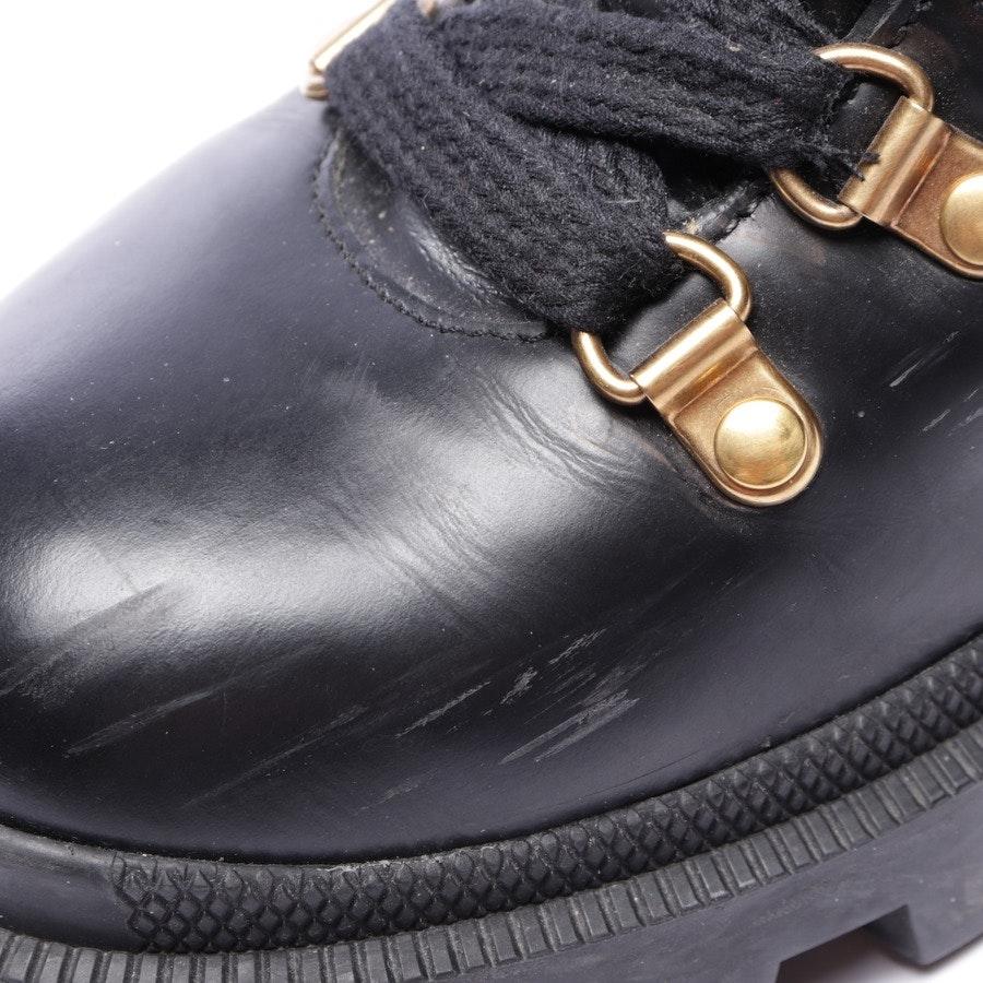 Schnürstiefeletten von Gucci in Schwarz Gr. EUR 39