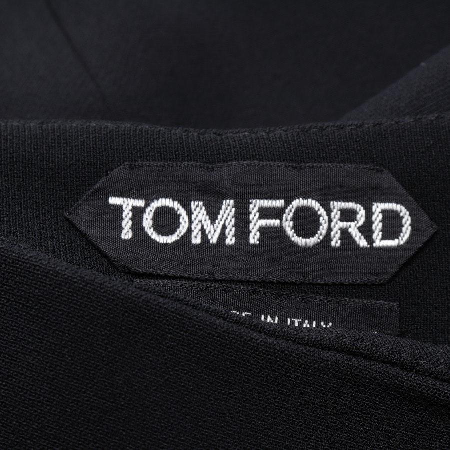 Rock von Tom Ford in Schwarz Gr. 34 IT 40