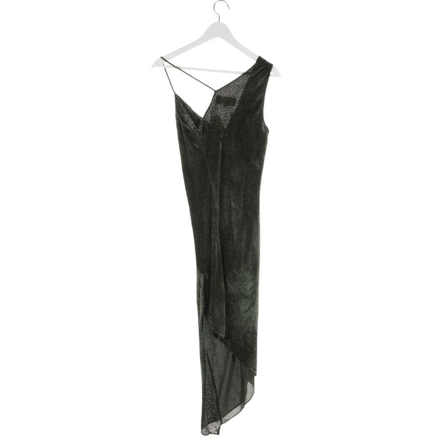 Kleid von Michelle Mason in Grün Gr. 32 US 2