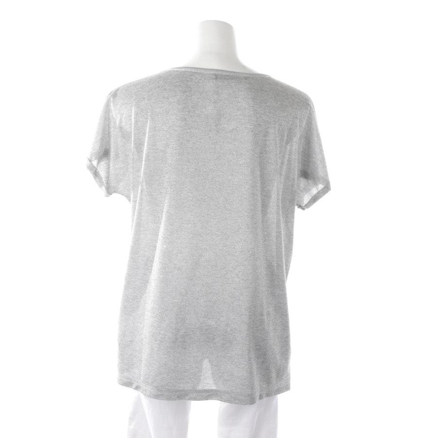 Shirt von Mos Mosh in Grau meliert Gr. S