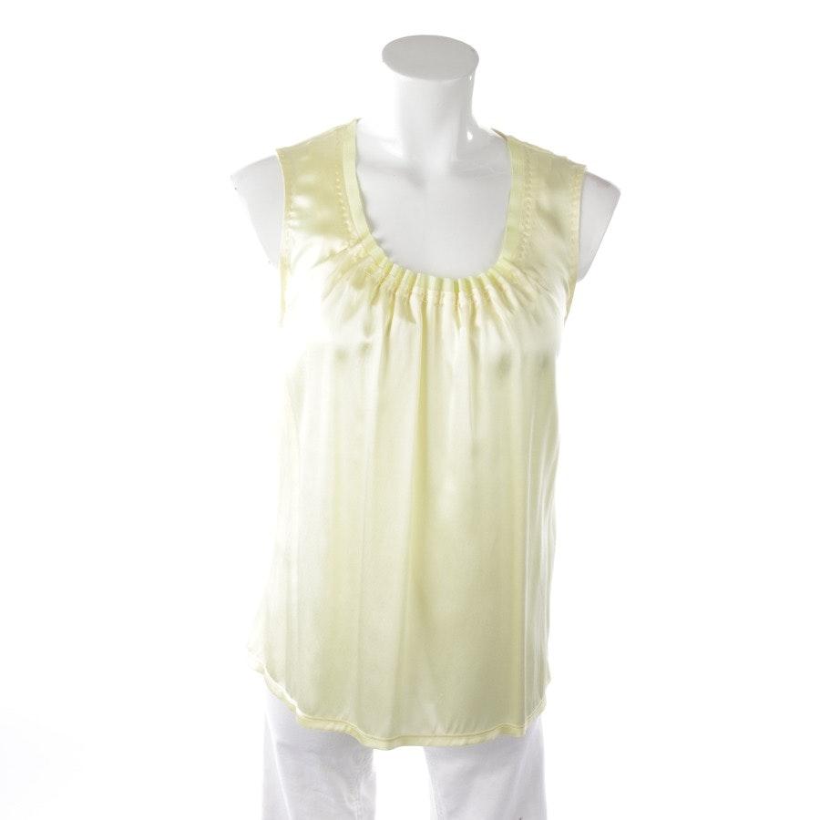 shirts / tops from Steffen Schraut in yellow size 36