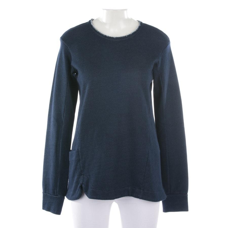 Sweatshirt von Lareida in Dunkelblau Gr. XS