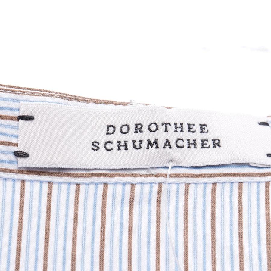 Bluse von Dorothee Schumacher in Multicolor Gr. 36 / 2