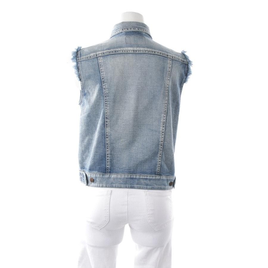 Jeansweste von Marc Cain in Blau Gr. 40 N 4