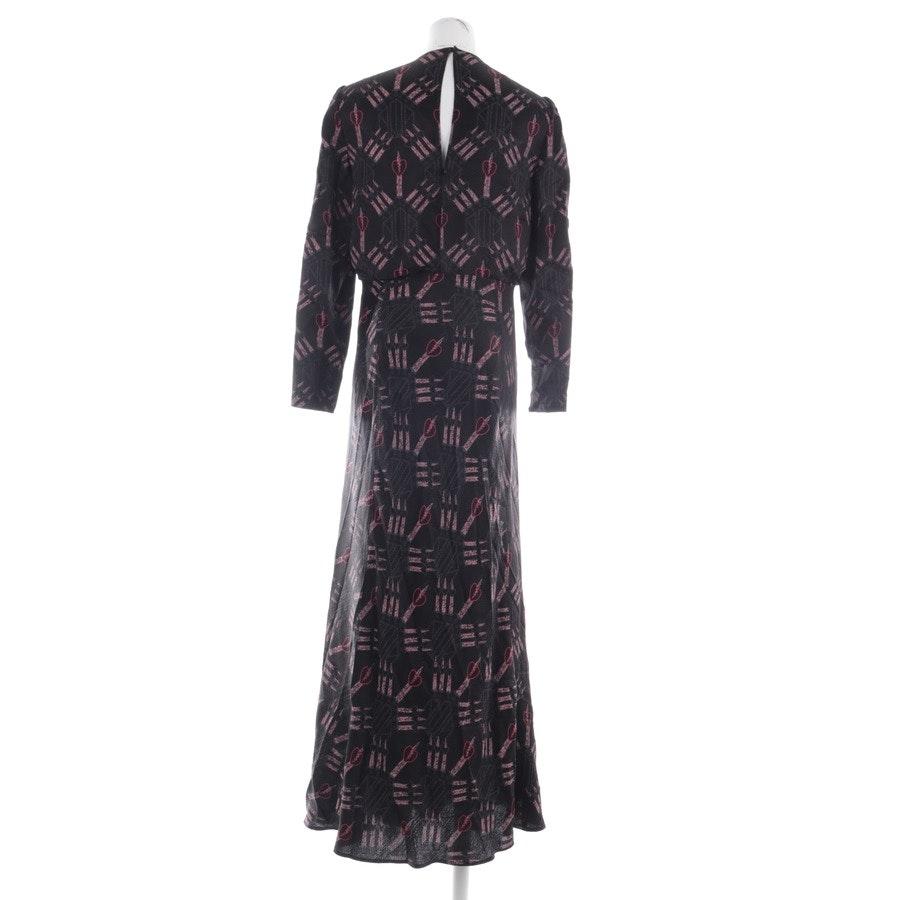 Kleid von Valentino in Multicolor Gr. 36 IT 42